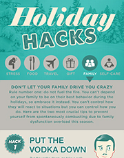 Holiday Hacks - family