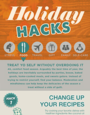 Holiday Hacks - food