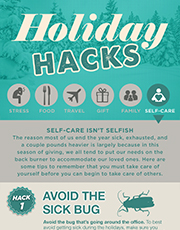 Holiday Hacks - self