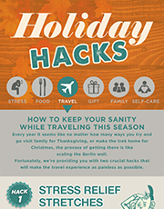 Holiday Hacks - travel